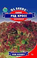 Семена салата Ред Кросс 1 г