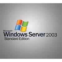 Microsoft Windows Server Std 2003 R2 1-4CPU 5Clt English OEM (P73-02441) повреждена упаковка