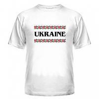 Футболки патриотические Майка Украина