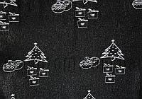Креп-бумага 809/1 с рисунком 50см *2,5м 180г (Италия)