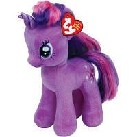 Мягкая игрушка Ty My Little Pony Twilight Sparkle 20 см (41004)