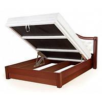 Кровать Екатерина Дерево с подъемным механизмом