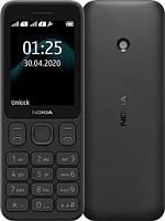 Телефон NOKIA 125 DS (black)