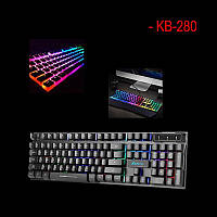 Клавиатура игровая XTRIKE ME Gaming KB-280