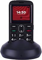 Телефон ERGO R201 Dual Sim (black)