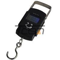 Весы ручные для багажа электронные ВХ04 до 50кг.