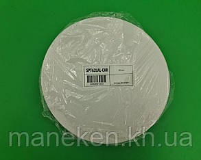 Крышка на контейнер алюминиевый 100шт На форму артикул Т62 (1 пач), фото 2