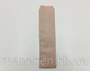 Пакет бумажный 7/0*28 коричневый (1000 шт), фото 2
