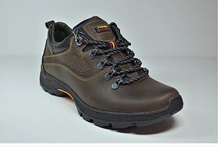 Чоловічі весняні кросівки Ferum T-17 шкіряні в 2х кольорах