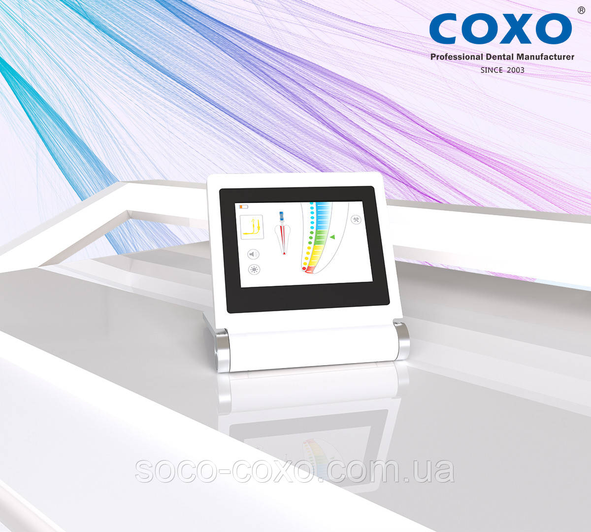 Апекслокатор с пульптестером COXO C-Root I+ Оригинал! Сертификат качества!