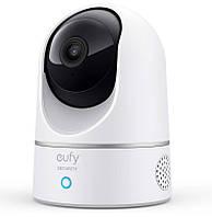 Поворотная камера видеонаблюдения eufy Security 2K PAN, разрешение 2K, поддержка Home Kit, Alexa, Google