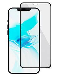 Защитное стекло Glasscove для Apple IPhone 12 Pro Max 9H Full Coverage (00353)