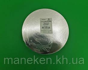 Кришка на контейнер алюмінієвий 100шт На форму артикул Т546І (1 пач.), фото 2