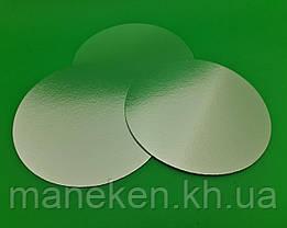 Кришка на контейнер алюмінієвий 100шт На форму артикул Т546І (1 пач.), фото 3
