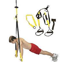 Тренировочные подвесные петли Fit Studio функциональный тренажер для кросс фита и фитнеса, фото 3