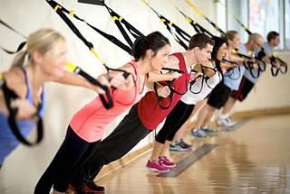 Тренировочные подвесные петли Fit Studio функциональный тренажер для кросс фита и фитнеса, фото 2