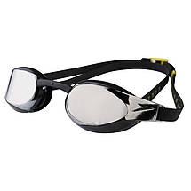 Окуляри для плавання дитячі Speedo, кольори білий, чорний, фото 3