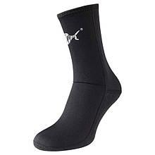 Носки для дайвинга Dolvor, 3 мм, L, XL, 2XL.