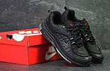 Кроссовки мужские демисезонные Nike Air Max 98 x Supreme черные, фото 3