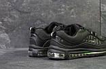 Кроссовки мужские демисезонные Nike Air Max 98 x Supreme черные, фото 5