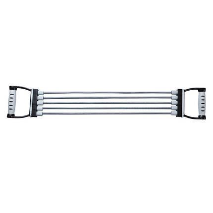 Еспандер плечової IronMaster, 5 джгутів, IR97709B, фото 2