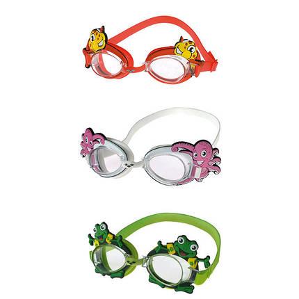 Очки детские BUBBLE ARENA WORLD, цвета в ассортименте, фото 2