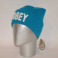 Шапка с 3D вышивкой OBEY