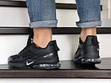 Чоловічі кросівки Nike Air Presto CR7 Black сітка, чорні кросівки в стилі Найк Аїр Престо, фото 3