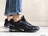 Чоловічі кросівки Nike Air Presto CR7 Black сітка, чорні кросівки в стилі Найк Аїр Престо, фото 4