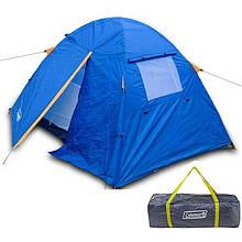 Палатка туристическая двухместная Coleman 1001.