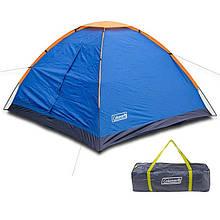 Палатка туристическая трехместная Coleman 1012.