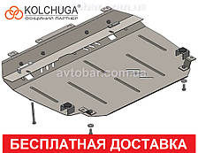 Защита двигателя Toyota Auris (c 2012 --) Кольчуга