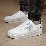 Кросівки чоловічі 18143, Next, білі, [ 41 42 43 44 45 46 ] р. 41-26,0 див., фото 2