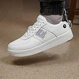 Кросівки чоловічі 18143, Next, білі, [ 41 42 43 44 45 46 ] р. 41-26,0 див., фото 3