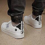 Кросівки чоловічі 18143, Next, білі, [ 41 42 43 44 45 46 ] р. 41-26,0 див., фото 4