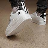 Кросівки чоловічі 18143, Next, білі, [ 41 42 43 44 45 46 ] р. 41-26,0 див., фото 5