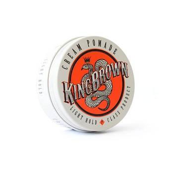 Крем для укладки волос King Brown Pomade Cream Pomade 75г
