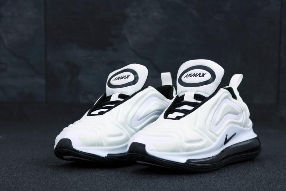 Жіночі білі Кросівки Nike Air Max 720