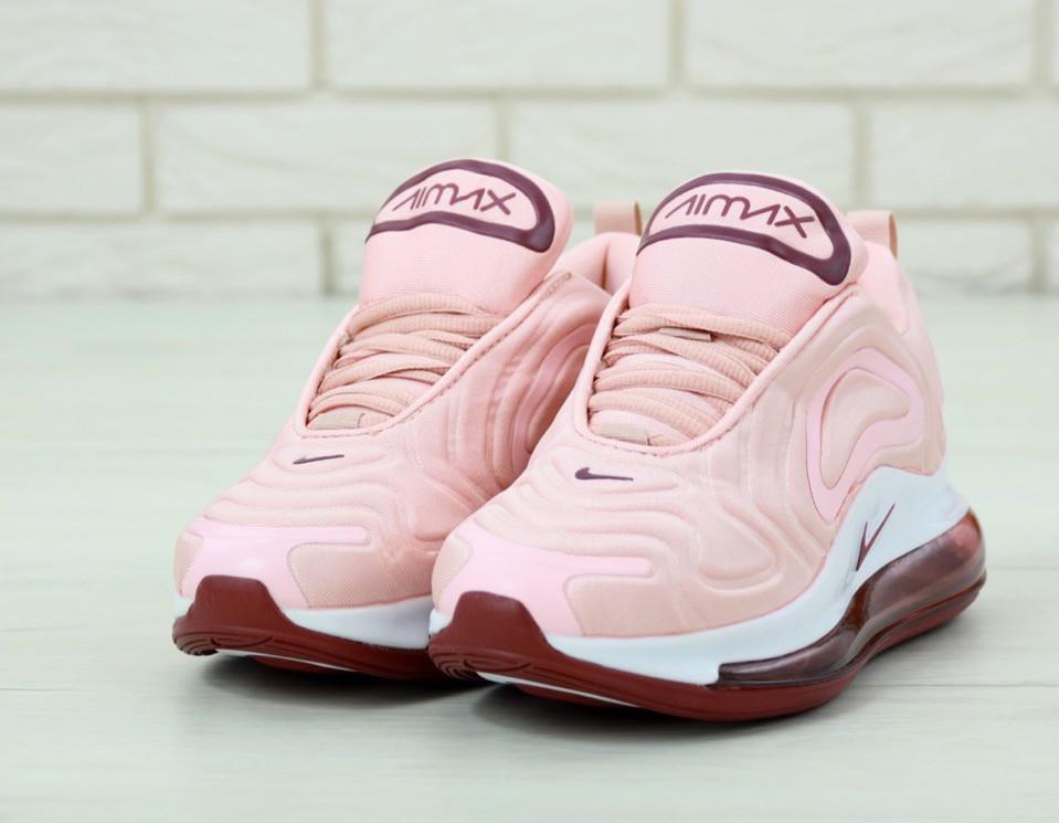 Рожеві жіночі Кросівки Nike Air Max 720