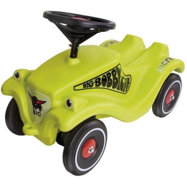 """Автомобиль-каталка для катания малыша """"Гонщик Bobby Car Classic"""" (до 50 кг, звук) Big, 12 мес+ (56074)"""
