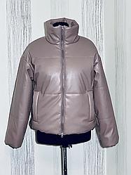 Модна куртка жіноча демісезонна молодіжна