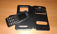 Чехол книга Motorola Moto G черная