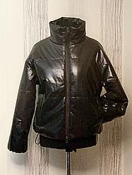 Коротка куртка жіноча молодіжна весна осінь