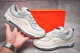 Кроссовки мужские 12675, Nike Aimax Supreme, бежевые, < 41 42 43 45 > р. 41-26,0см., фото 2