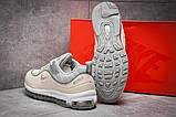 Кроссовки мужские 12675, Nike Aimax Supreme, бежевые, < 41 42 43 45 > р. 41-26,0см., фото 4