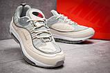 Кроссовки мужские 12675, Nike Aimax Supreme, бежевые, < 41 42 43 45 > р. 41-26,0см., фото 5