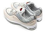 Кроссовки мужские 12675, Nike Aimax Supreme, бежевые, < 41 42 43 45 > р. 41-26,0см., фото 8