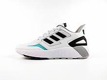 Кроссовки мужские 20005, Adidas Run90s neo, белые, < 41 42 43 44 45 > р. 41-26,0см.