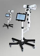 Видеокольпоскоп с планшетом на консольном штативе, модель 055-08 Праймед