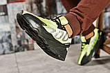 Кросівки чоловічі 15524, Adidas Yeezy 700, зелені, < 41 42 43 44 45 > р. 41-26,5 див., фото 5